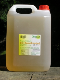 Willerts Fix Salatdressing - 5 Liter